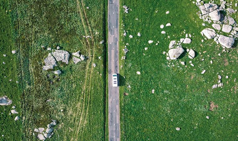 Roadtrip sur l'Aubrac