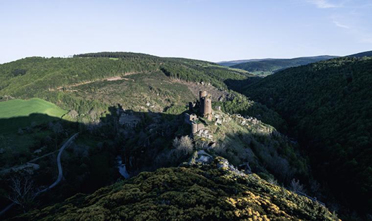 Le château du Tournel