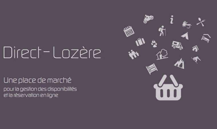 Place de marché Direct Lozère