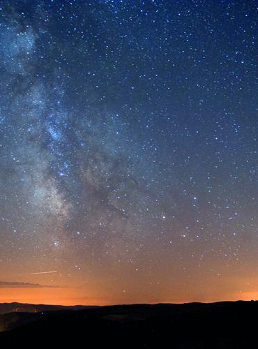 Réserve de ciel étoilé des Cévennes