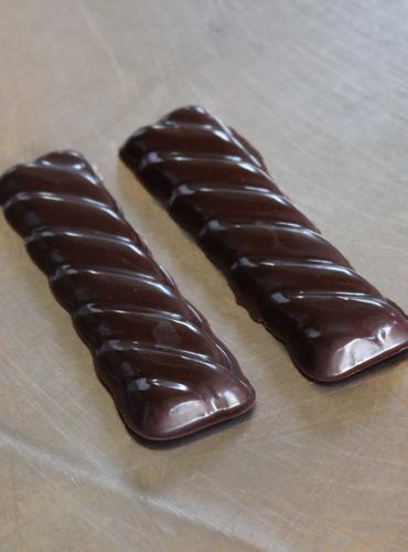Barres chocolatées made in Lozère
