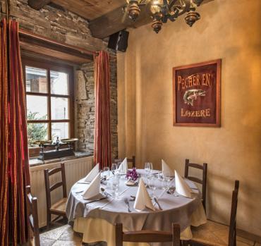 Restaurant la Remise au Bleymard - Lozère