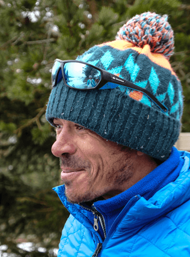 Mathieu Lamblin, musher chez Evasion Grand Nord