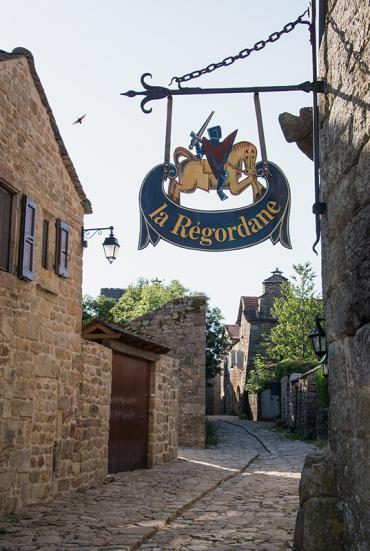 Chemin de Régordane