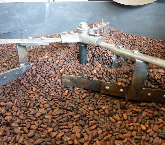 Fabrication de chocolat en Lozère
