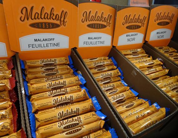 Chocolats Malakoff - Lozère - Idée Cadeau Noel