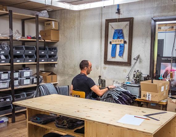 Atelier jean Tufféry - Lozère - Idée Cadeau Noel