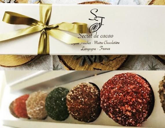Secret de Cacao - Lozère - Idée Cadeau Noel