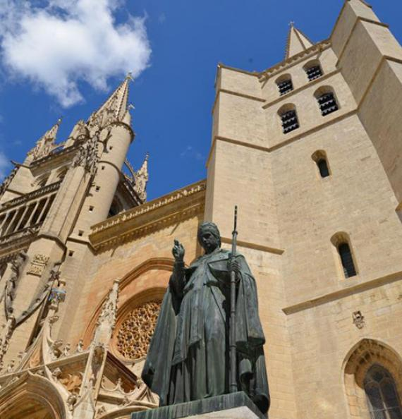 Cathédrale de Mende - Lozère - Incontournable