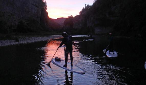 Gorges du Tarn - Stand up Paddle