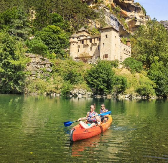 Gorges du Tarn - Canoe-Kayak Lozère