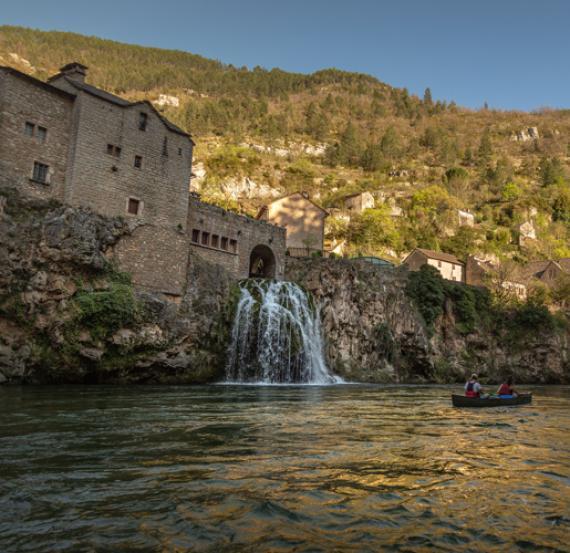 Gorges du Tarn - Saint-Chely-du-Tarn - Canoe