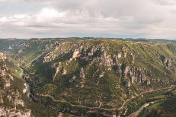 Gorges du Tarn - Circuits découverte voiture Lozère
