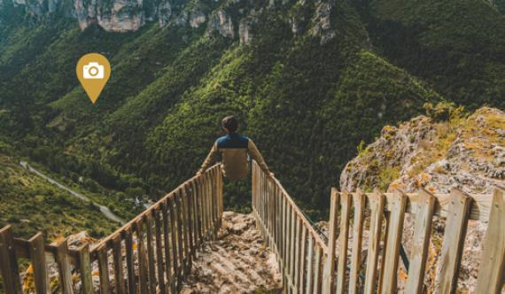 Gorges de la Jonte - Spots photo