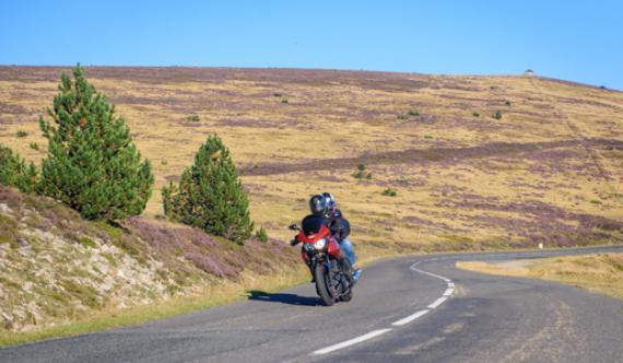 Margeride - Itinéraires moto Lozère