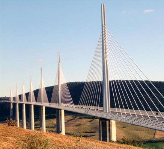 Viaduc de Millau (A75)