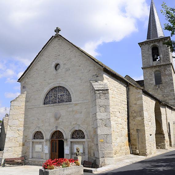 Église d'Aumont Aubrac