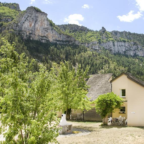 Village vacances de Blajoux