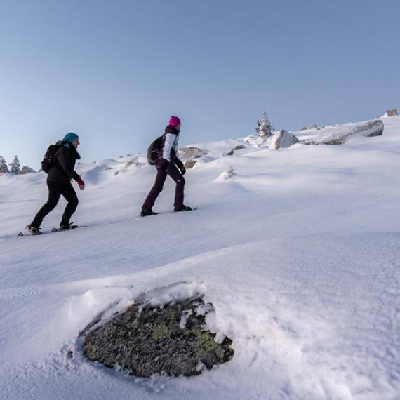 Stations de ski en Lozère - Hiver autrement