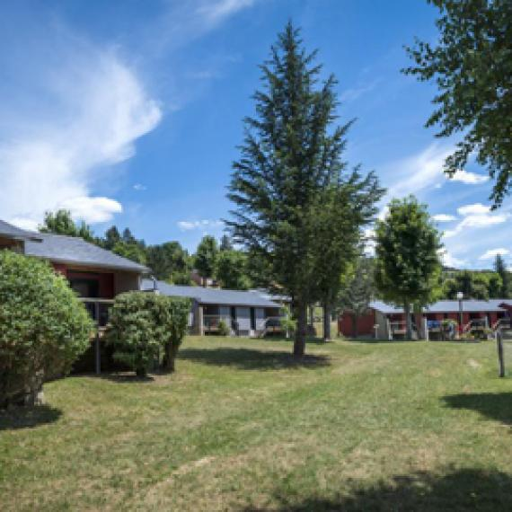 Locations Villages de gîtes Accueil Moto Lozère