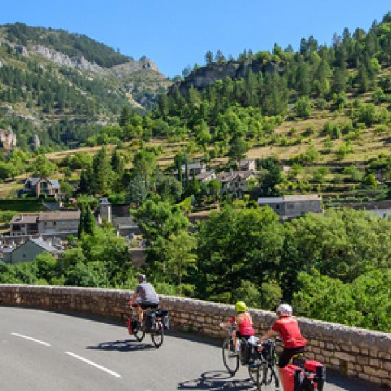 Vélo et cyclotourisme - Lozère