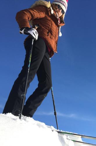 Ski au Mas de la Barque - Lozère